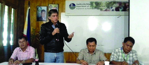 Bukidnon Press Expresses its Strong Support for the INREM Project