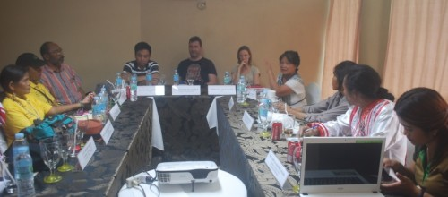 AFD Mission Meets the IP Leaders of Bukidnon