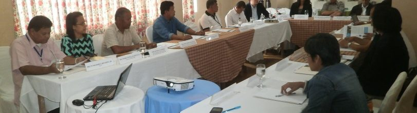Bukidnon Governor Hosts Meeting of GFN and AFD Mission